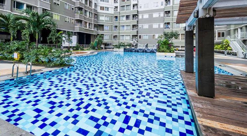 Apartemen Dekat Istana Sahid Daerah Tanah Abang: Sudirman Park