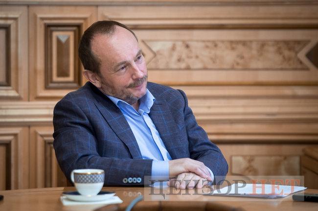 Глава Гостаможслужбы Павел Рябикин: Под санкции СНБО попала видимая часть айсберга контрабанды 07
