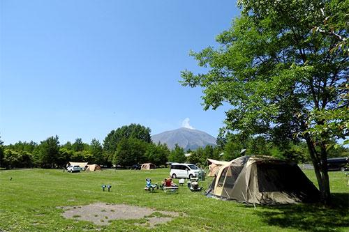 関東のおすすめ高規格キャンプ場9選【群馬県】北軽井沢スウィートグラス
