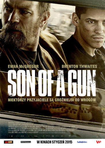 Przód ulotki filmu 'Son Of A Gun'