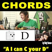 """""""Chords"""" (A I Can C Your D) - How to Play Guitar Chords (feat. Toby Turner)"""