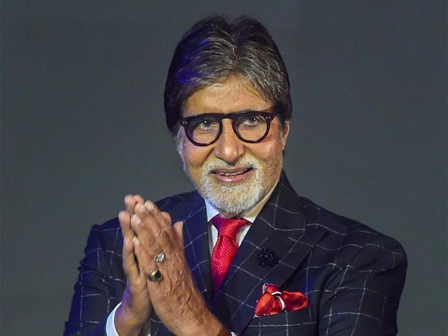 Amitabh Bachchan coresumo