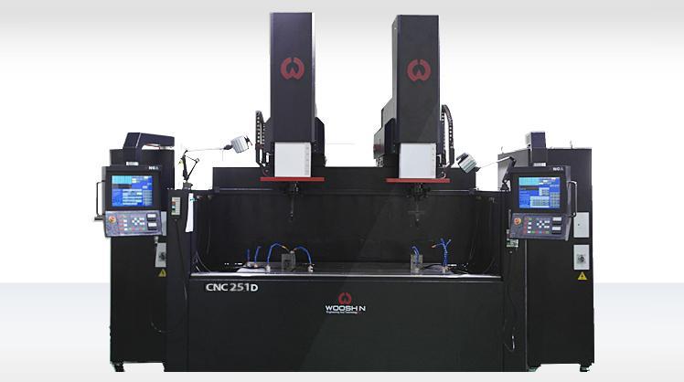 Máy xung điện EDM CNC2510-2H