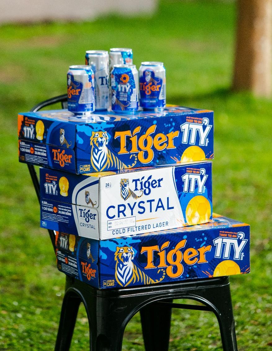 Bia Tiger tăng cơ hội trúng quả bóng vàng 1 tỷ đồng/giải - qFdDEfLduanEpRfea8HcckcIsWWg3211V8 pmTVGVbgD7at5bJGvgJiS3zumrs U5XubKD2c 8wIdMVVYaHAOdhpx5DOR 0tzXaMESh1Lo0lWEAkLMFcHJEZMnmrXDAB sTPZhg=s0