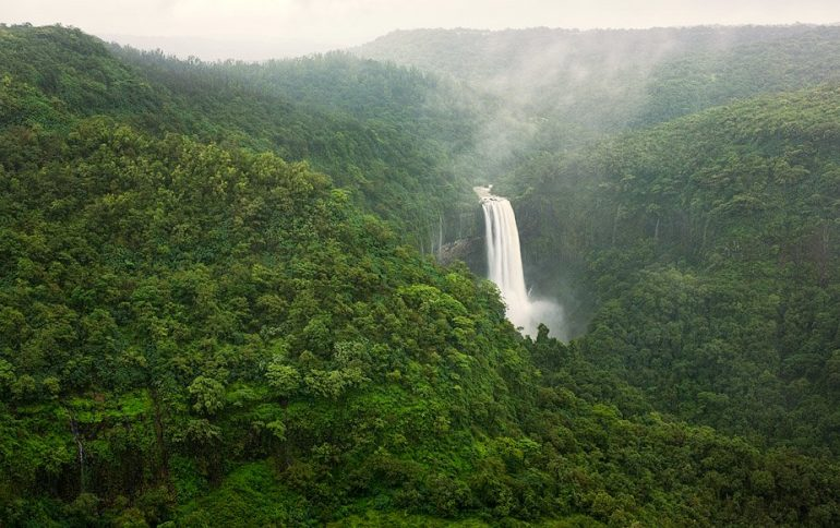 Surla waterfall trekking near Belgaum