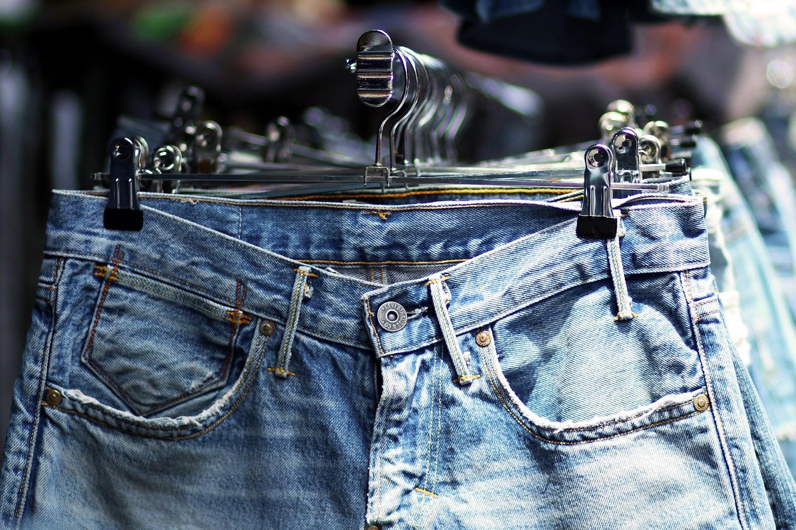 ג'ינס בשוק יפו
