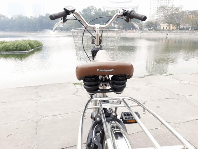 Xe đạp trợ lực Panasonic