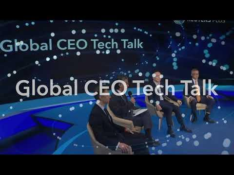 Reuters Plus: Pozvánka k panelové diskuzi Global CEO Tech Talk