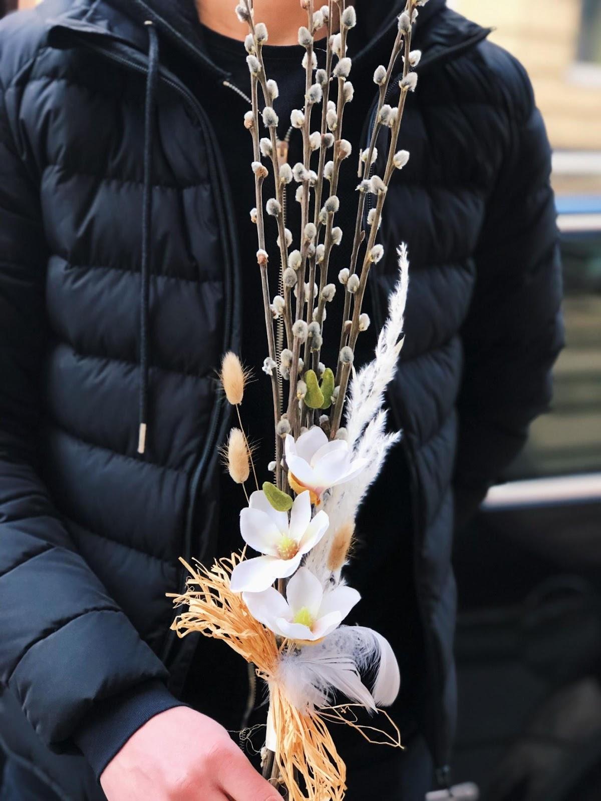 Easter Decoration, Пасхальна верба, Великодня верба, Великодній декор Wielkanoc, Ozdabianie, Kwiaty, Instagram, Moda
