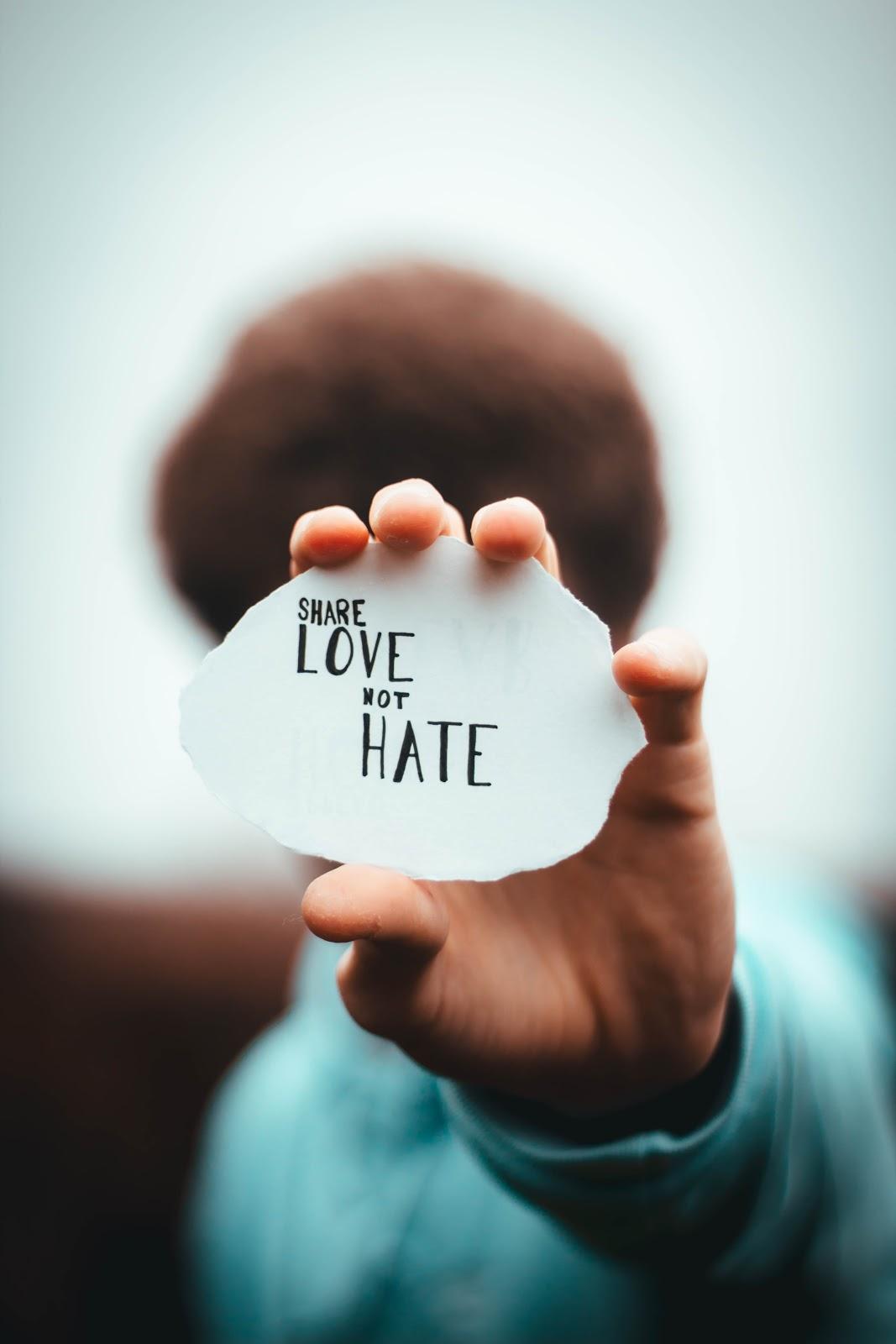 Why am I still getting hate?
