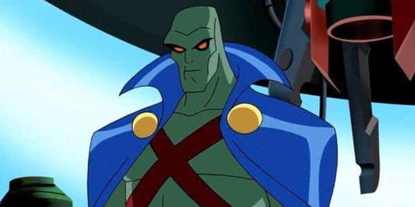 Zack Snyder Shows What Martian Manhunter Will Look Like In His Justice  League - CINEMABLEND