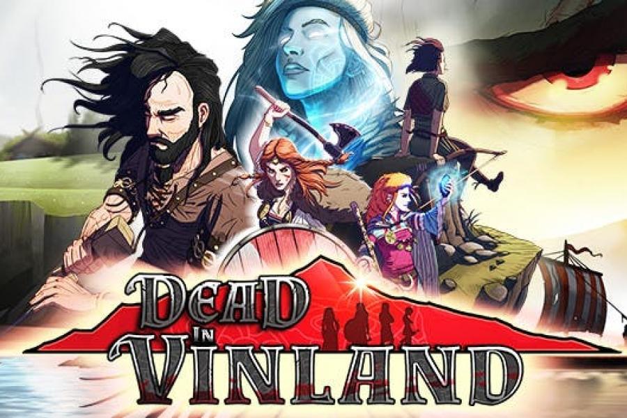 Bannière de Dead in Vinland.