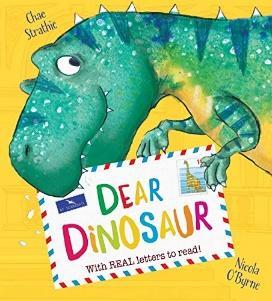 Dear Dinosaur: Amazon.co.uk: Strathie, Chae, O'Byrne, Nicola: Books