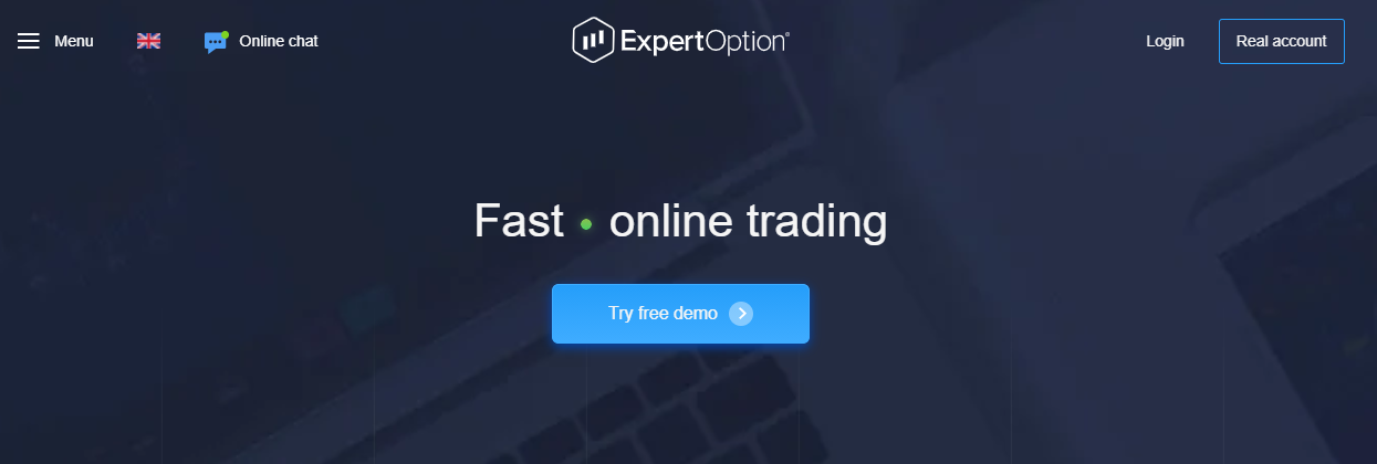 expert option trading in singapore