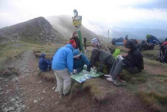 Отчет о пешем туристском походе 1 категории сложности по Черногорскому и Свидовецкому хребтам (Украинские Карпаты)