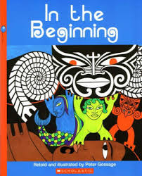 Image result for In The Beginning the book