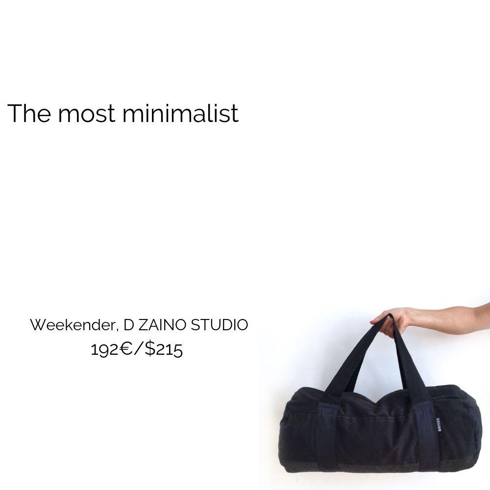 WEEKENDER, D ZAINO STUDIO