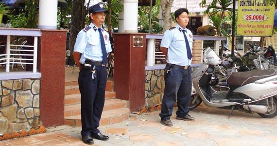 Sở hữu dịch vụ bảo vệ chuyên nghiệp với giá hấp dẫn tại Thắng Lợi