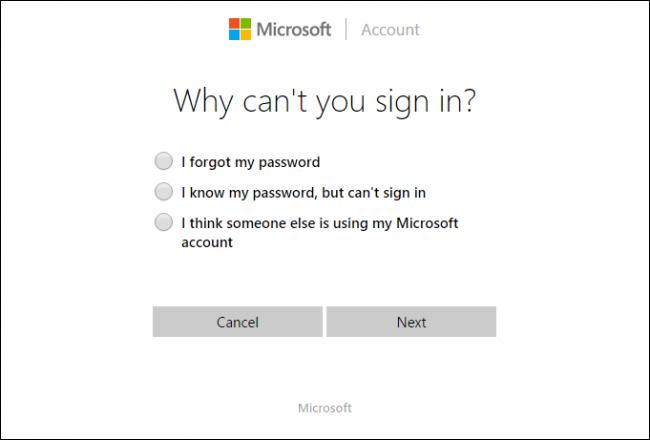 Como redefinir sua senha esquecida no Windows 10