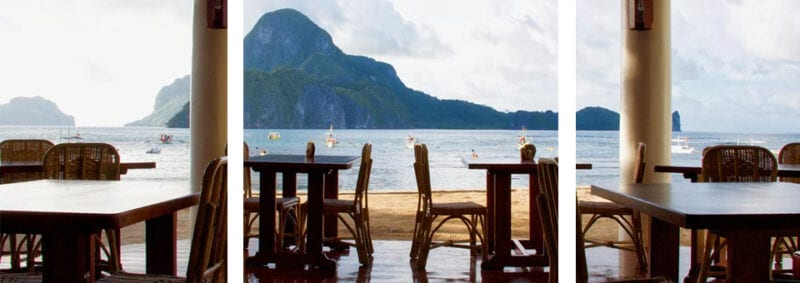 Luxury El Nido Resorts the nest el nido beach resort