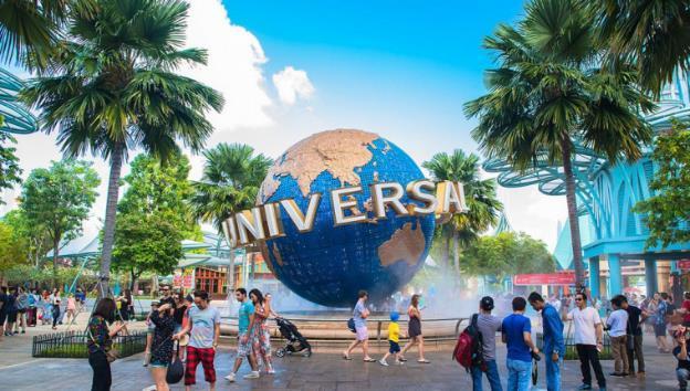 Hasil gambar untuk universal studios singapore