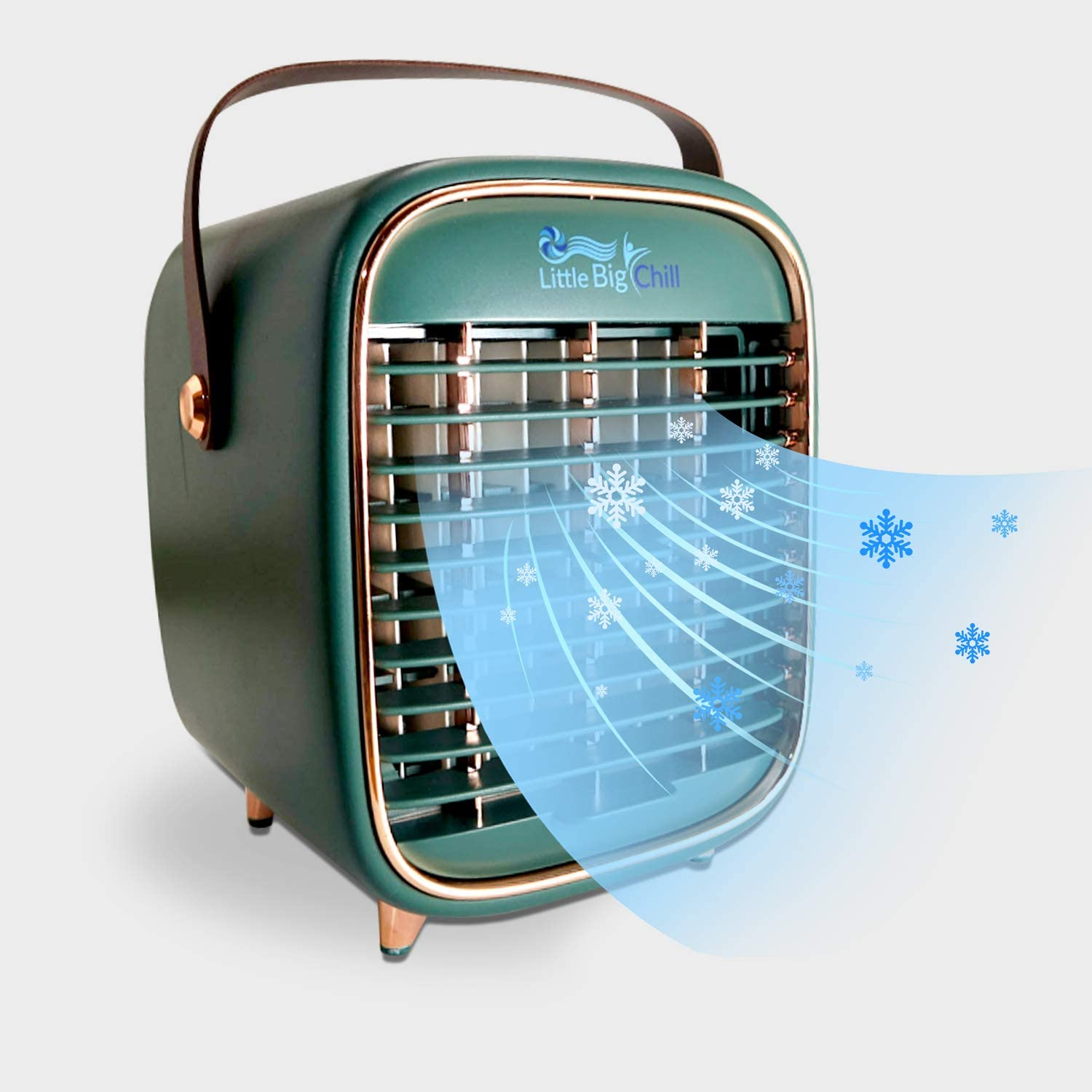 DT Digital Marketing Services LLC Little Big Chill Small Portable Air Conditioner