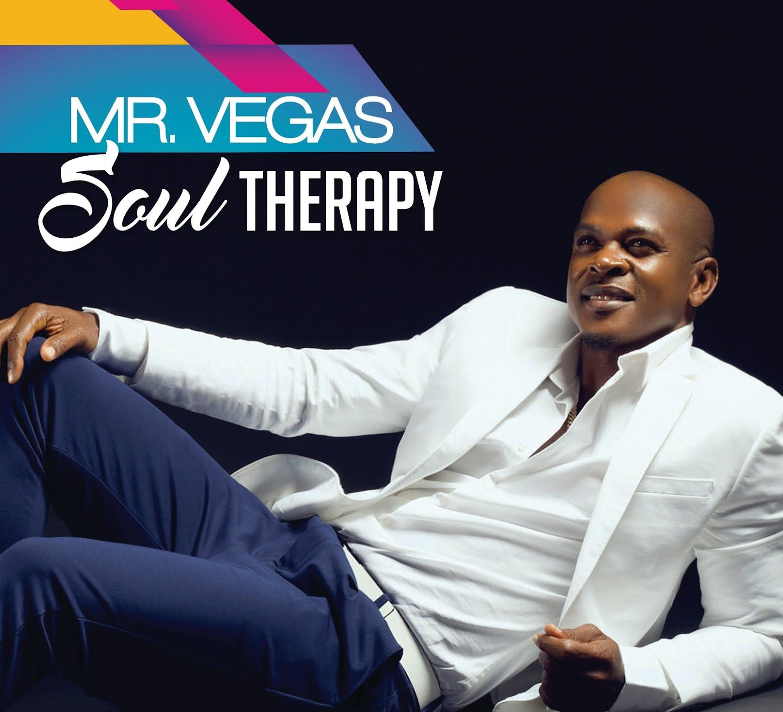 "MR. VEGAS TO RELEASE DEBUT GOSPEL ALBUM ""SOUL THERAPY"" FEBRUARY 24!"