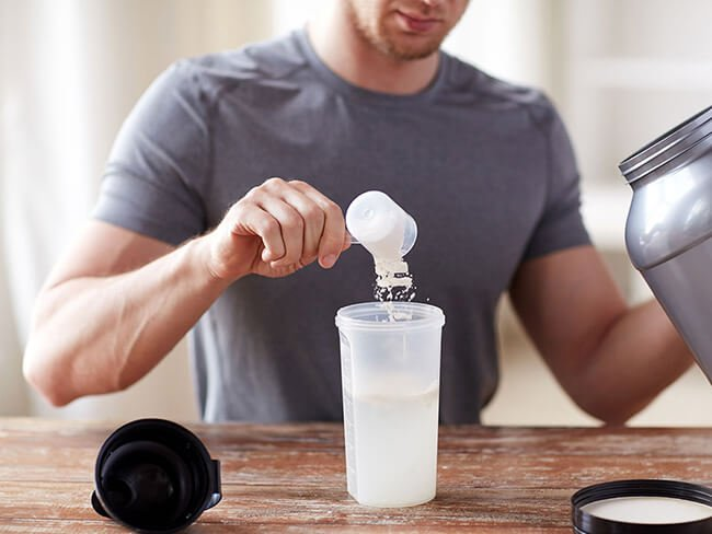 có nên dùng whey protein