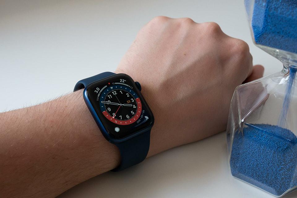 đồng hồ Apple Watch Series 6 GPS 40mm sở hữu Màn hình luôn bật