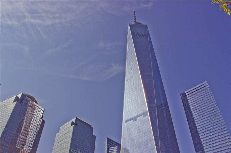 Новые башни, построенные вместо разрушенных. США глазами туриста, туризм, факты