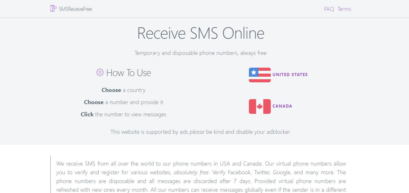 receive-message-online