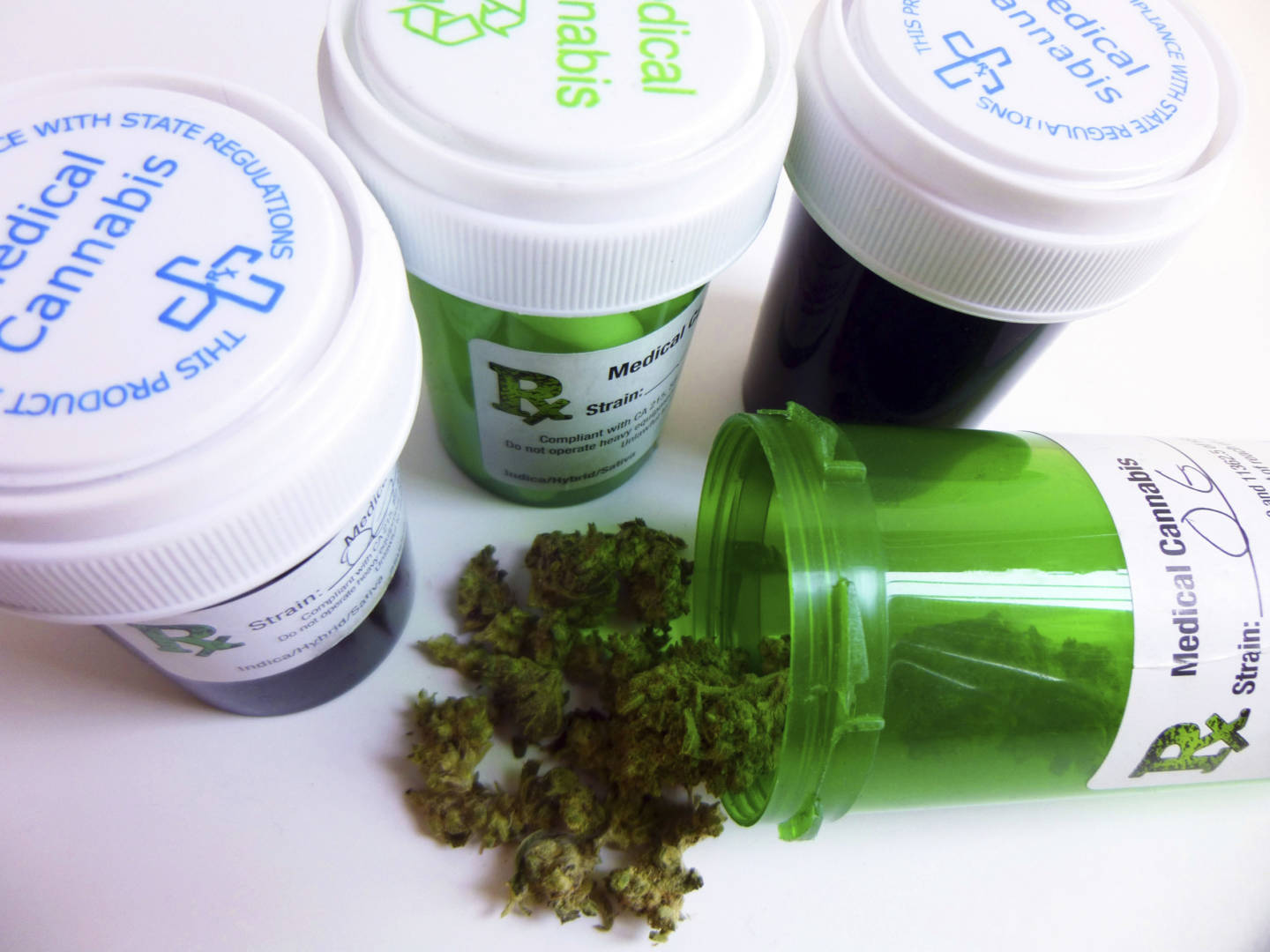 medical marijuana soon to be the most recommended or prescribed medicaltion?