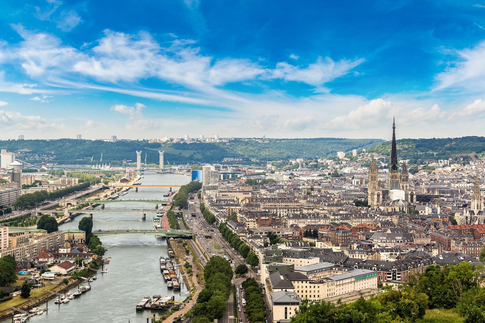 Rouen, ville d'art et d'histoire