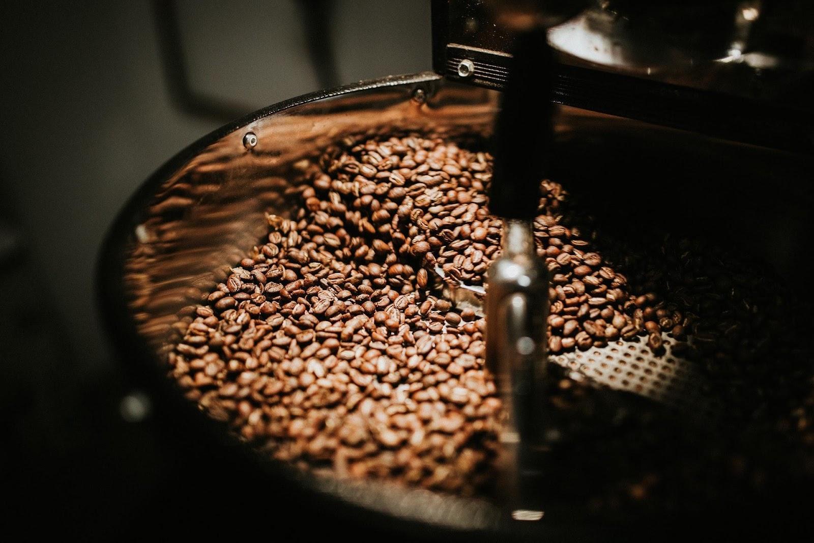 Eat Coffee Beans