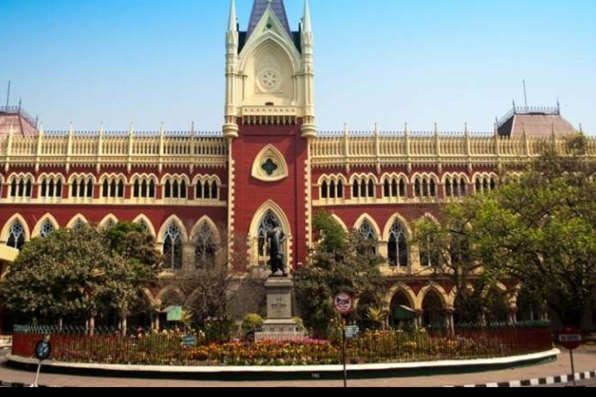 Unlock: Calcutta High Court reopens doors after over two months- The New  Indian Express