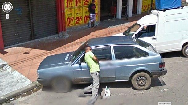 Assaltante de carro