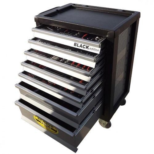 Benson Tools Werkstattwagen mit 1121 Teile