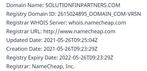 Отзывы о Solution Finance Partners и условия сотрудничества с брокером