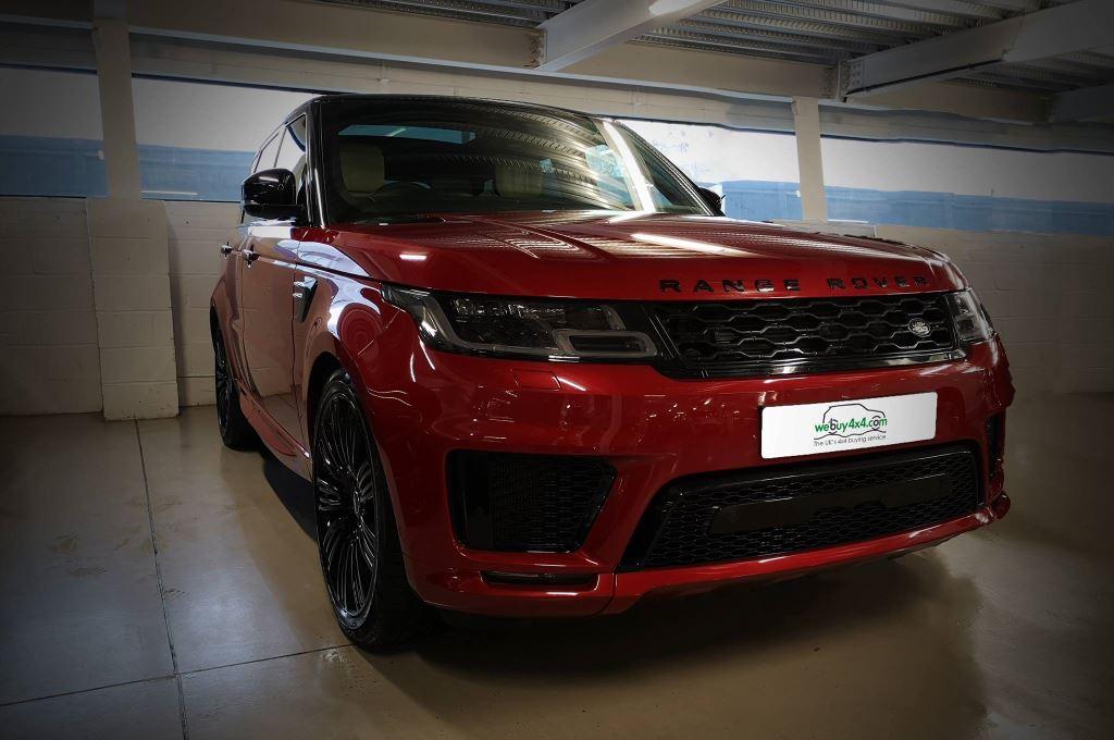 Sell My Land Rover - Land Rover Valuation | WeBuyPrestigeCar.com