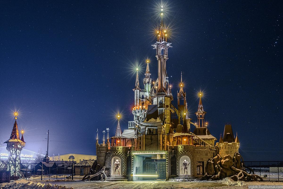 Фото экскурсия в украинский Диснейленд из Харькова.