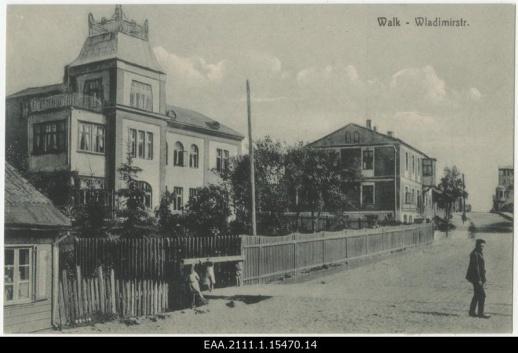 Vladimiri tänav Valgas