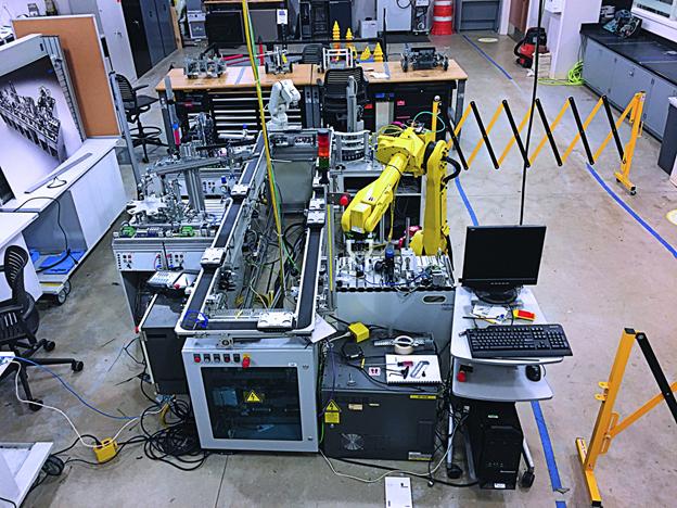 Ninol cung cấp dây chuyền tự động hóa