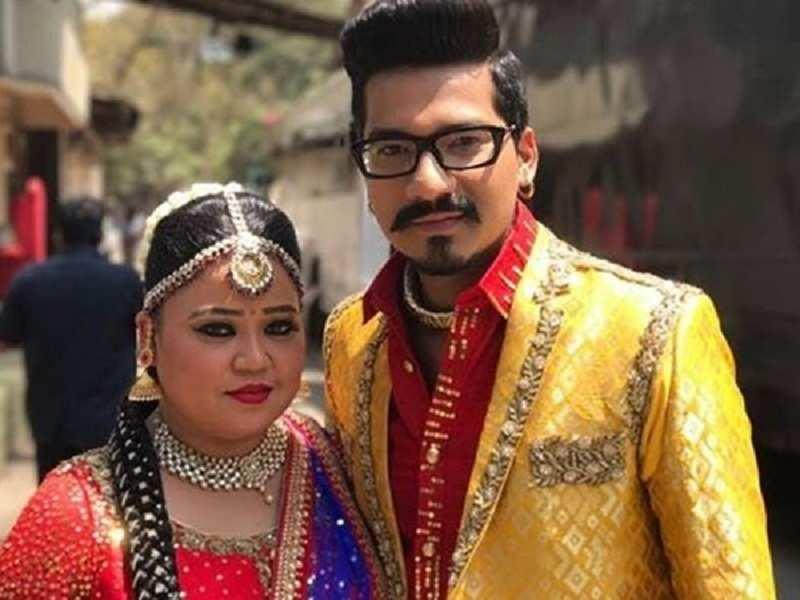 Image result for Bharti wedding pics