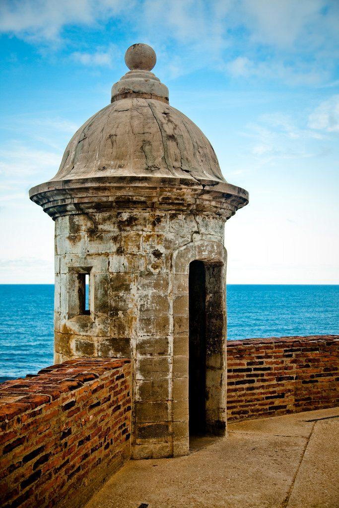 Old San Juan, Porto Rico