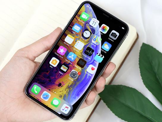 Mẹo khắc phục iPhone XS treo logo hiệu quả