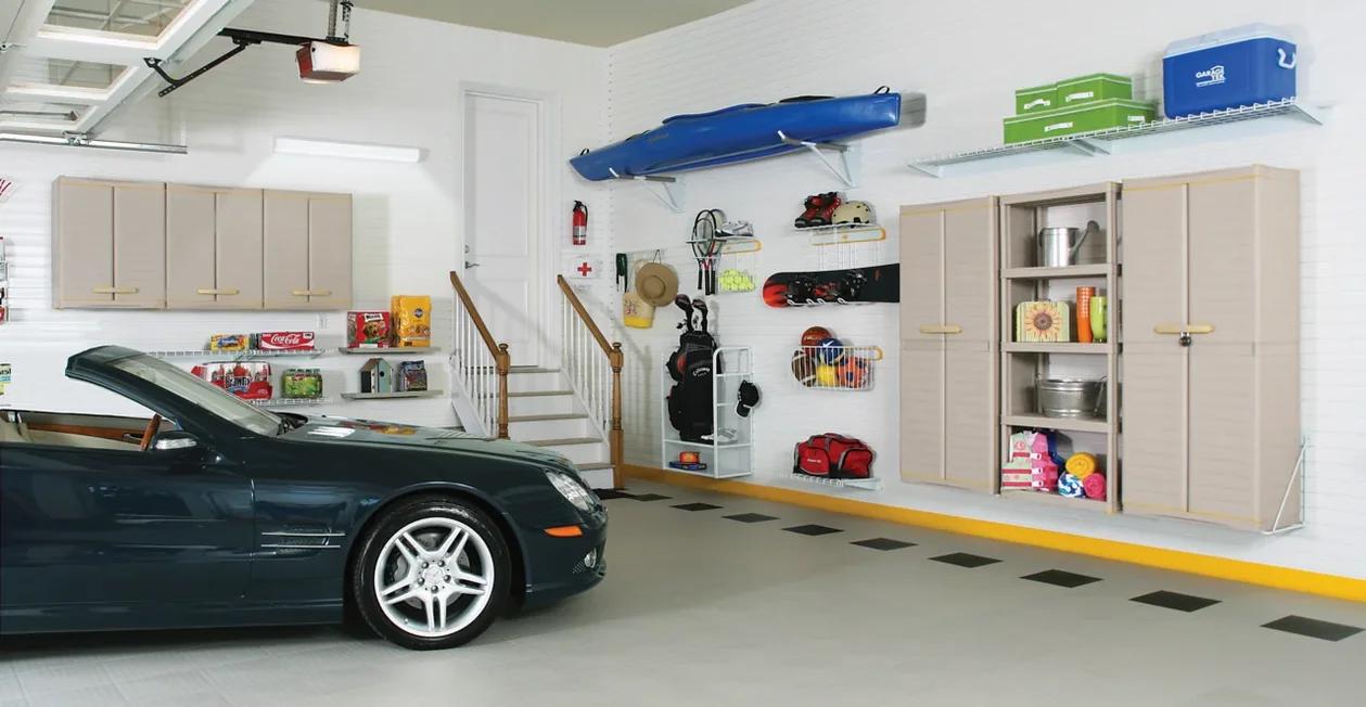 крутые идеи гаража