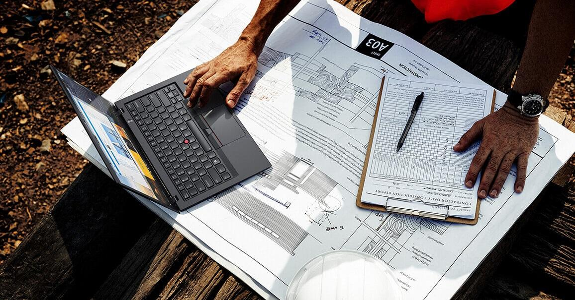 Фото4  Ультрабук ThinkPad X1 Carbon 6th Gen (20KH006MRT)