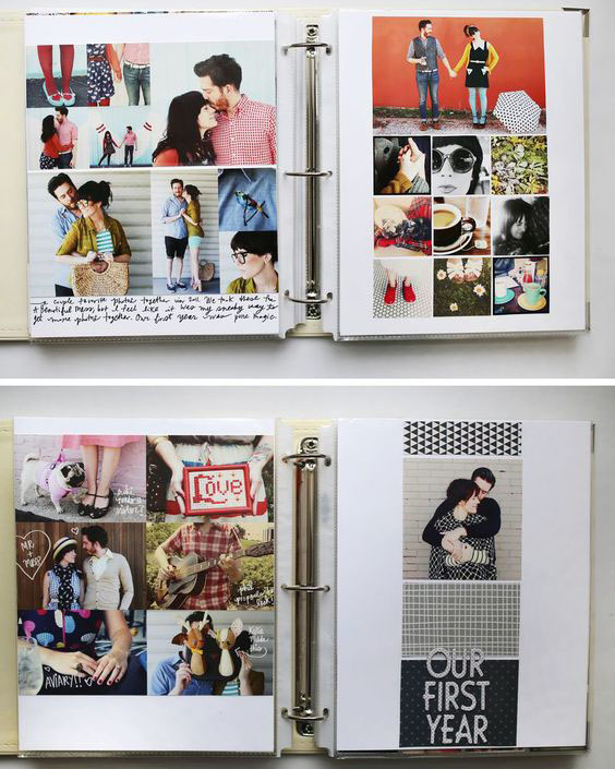 scrapbook ideas - photojaanic 3