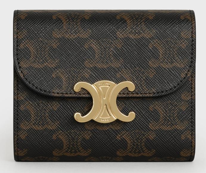 8. กระเป๋าสตางค์แบรนด์ CELINE