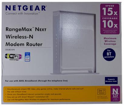 Netgear dg834n firmware uk